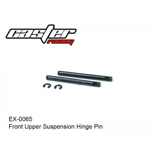 EX-0065  Front Upper Suspension Hinge Pin