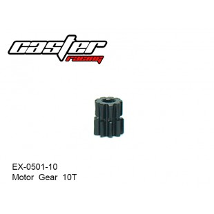EX-0501-10  Motor  Gear  10T