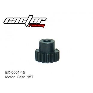 EX-0501-15  Motor  Gear  15T