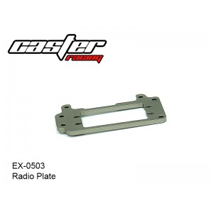 EX-0503  Radio Plate