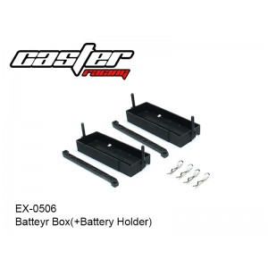 EX-0506  Battery Box(+Battery Holder)