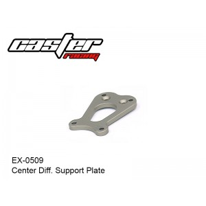 EX-0509  Center Diff. Support Plate