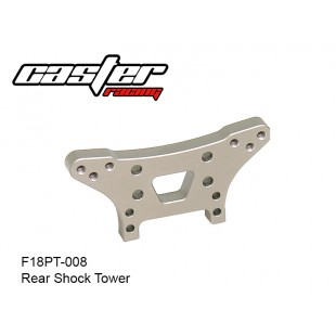 F18PT-008  Rear Shock Tower
