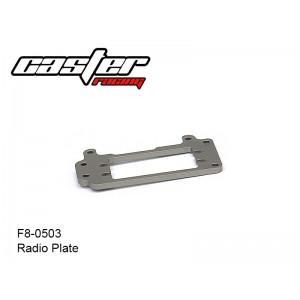 F8-0503  Radio Plate