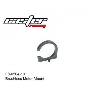 F8-0504-10  Brushless Motor Support