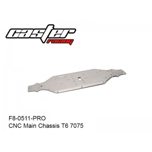 F8-0511-PRO  CNC Main Chassis T6 7075