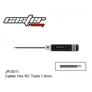 JR-0011  Caster Hex RC Tools 1.5mm