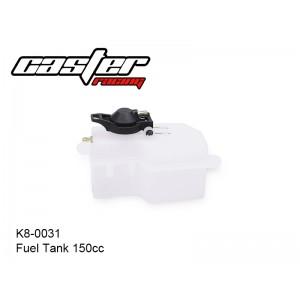 K8-0031  Fuel Tank 150cc