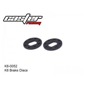 K8-0052  K8 Brake Discs