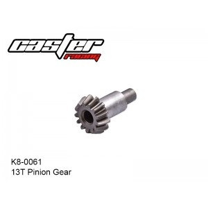 K8-0061  13T Pinion Gear