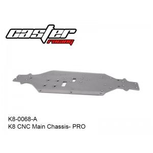 K8-0068-A  K8 CNC Main Chassis- PRO