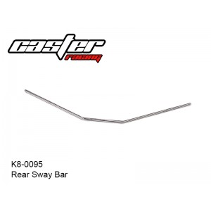 K8-0095  K8 Rear Sway Bar