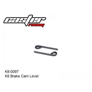 K8-0097  K8 Brake Cam Level