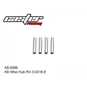 K8-0099   K8 Whel Hub Pin
