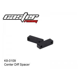 K8-0109  K8 Center Diff Spacer