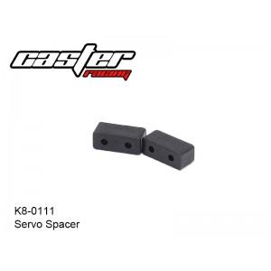 K8-0111  Servo Spacer