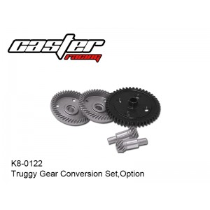 K8-0122  Truggy Gear Conversion Set,Option