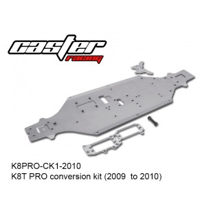 K8PRO-CK1-2010  K8T PRO conversion kit (2009  to 2010)