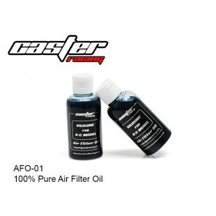 AFO-01   100% Pure Air Filter Oil