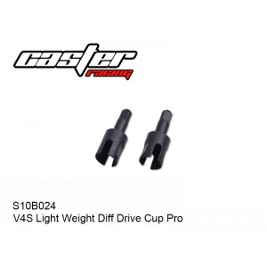 S10B024  V4S Light Weight Diff Drive Cup Pro