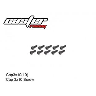 Cap3x10(10)  Cap 3x10 Screw