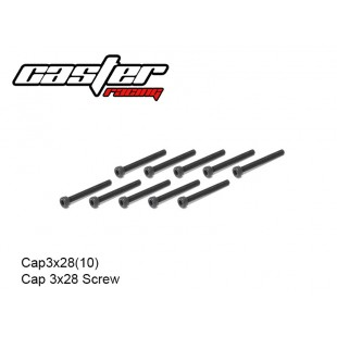 Cap3x28(10)  Cap 3x28 Screw