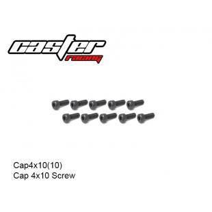 Cap4x10(10)  Cap 4x10 Screw