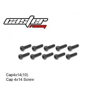 Cap4x14(10 )Cap 4x14 Screw