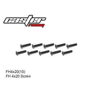 FH4x20(10)  FH 4x20 Screw