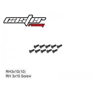 RH3x10(10)  RH 3x10 Screw