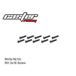 RH3x16 (10)  RH 3x16  Screw