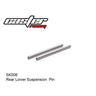 SK006  Rear Lower Suspension  Pin