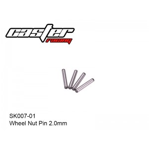 SK007-01 Wheel Nut Pin 2.0mm
