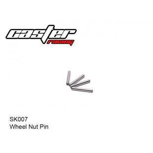 SK007  Wheel Nut Pin