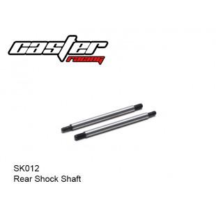 SK012  Rear Shock Shaft