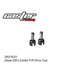 SK018-01  [Gear Dfif.] Centre F/R Drive Cup