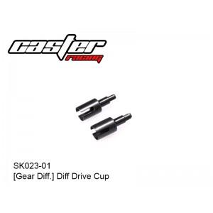 SK023-01  [Gear Diff.] Diff Drive Cup