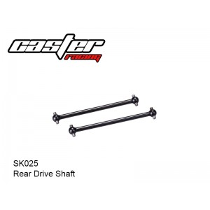 SK025  Rear Drive Shaft