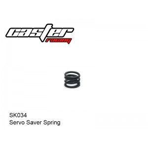 SK034  Servo Saver Spring