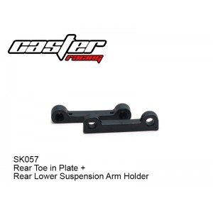SK057  Rear Toe in Plate+Rear Lower Suspension Arm Holder