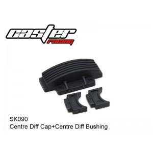 SK090  Centre Diff Cap+Centre Diff Bushing