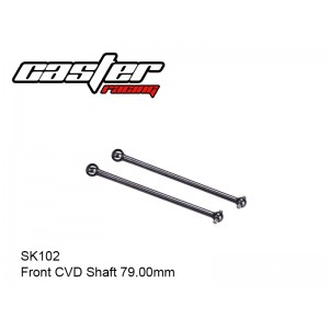 SK102  Front CVD Shaft 79.00mm