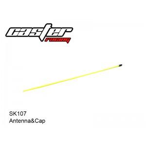 SK107  Antenna&Cap