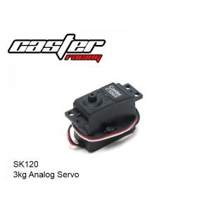 SK120  3kg Analog Servo