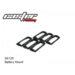 SK125  Battery Mount