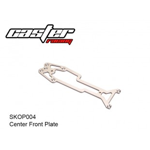 SKOP004  Center Front Plate