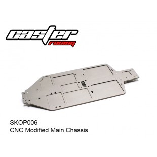 SKOP006  CNC Modified Main Chassis