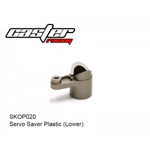 SKOP020  Servo Saver Plastic (Lower)