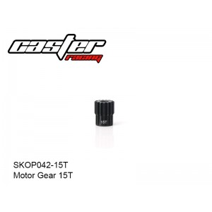SKOP042-15T  Motor Gear 15T,48Pitch