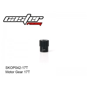 SKOP042-17T  Motor Gear 17T,48Pitch
